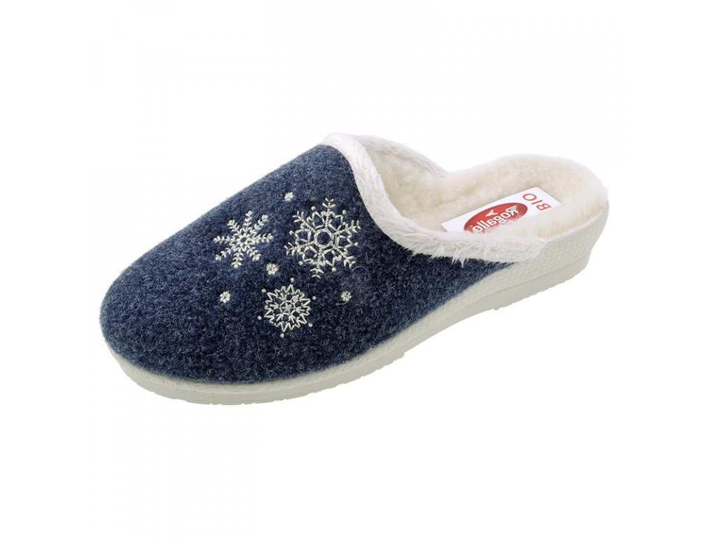 Dámské pantofle Rogallo 3360-107