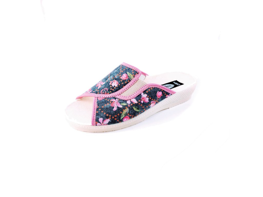 Dámské pantofle Rogallo 7101-018