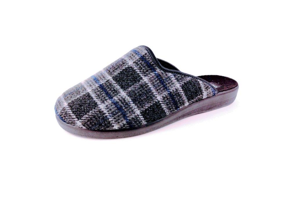 Pánské pantofle Rogallo 4100-118