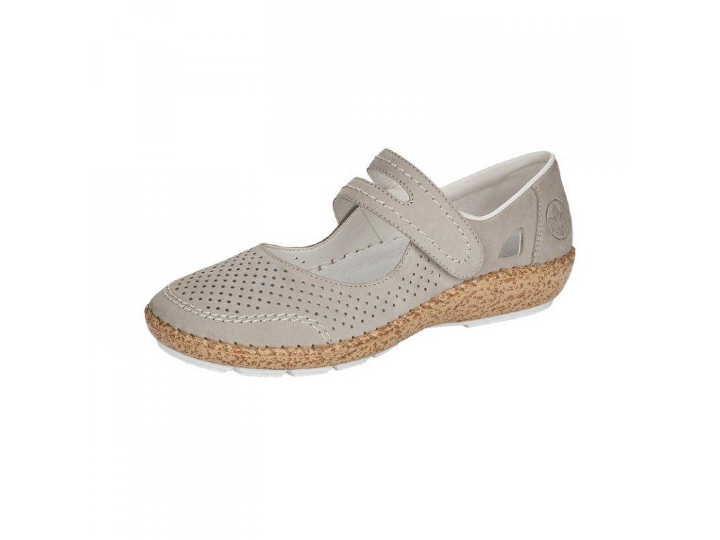 Dámská obuv Rieker 44885-40