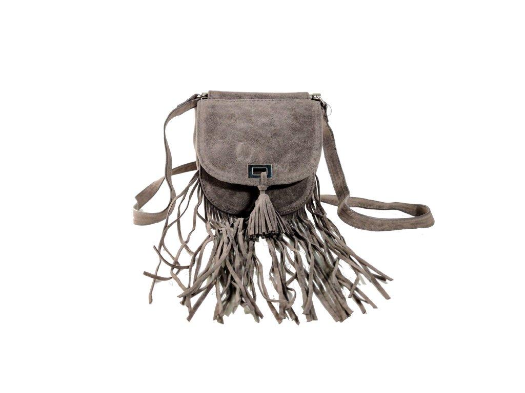 Dámská kabelka WKJ 285 šedá