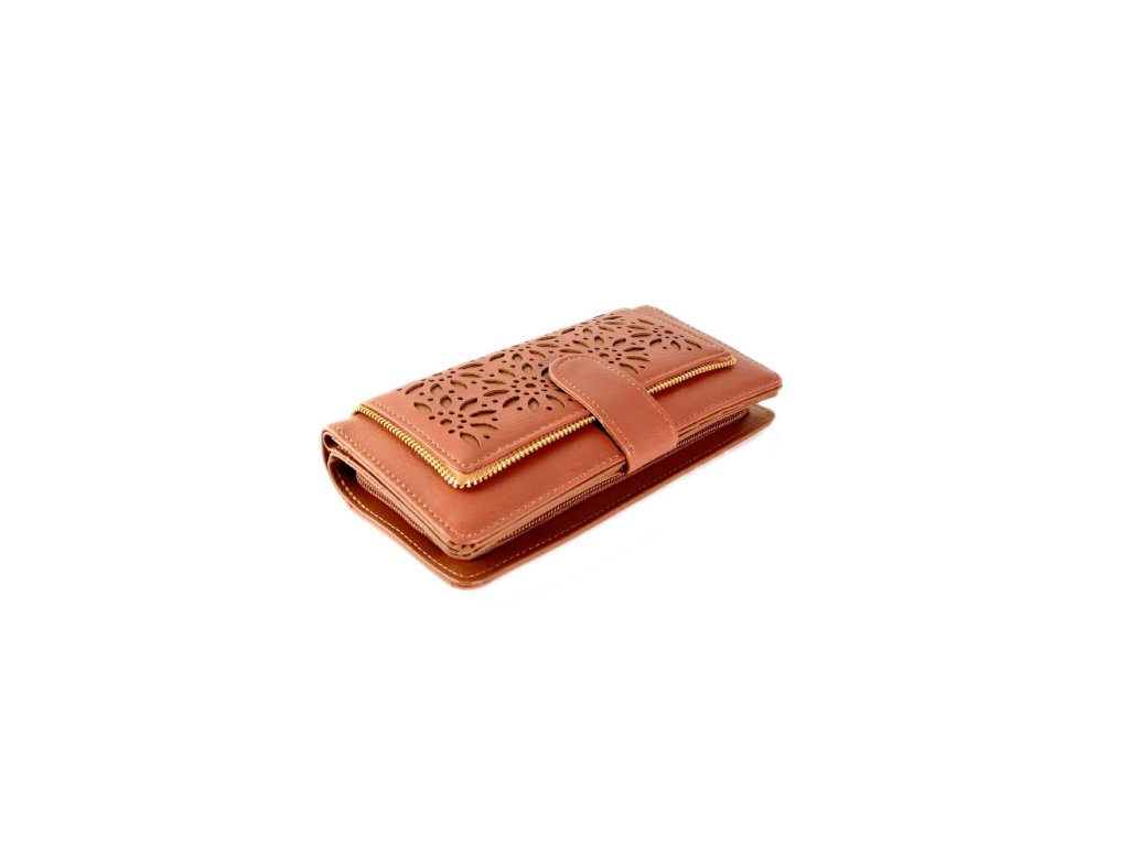 Dámksá peněženka Acesses hnědá