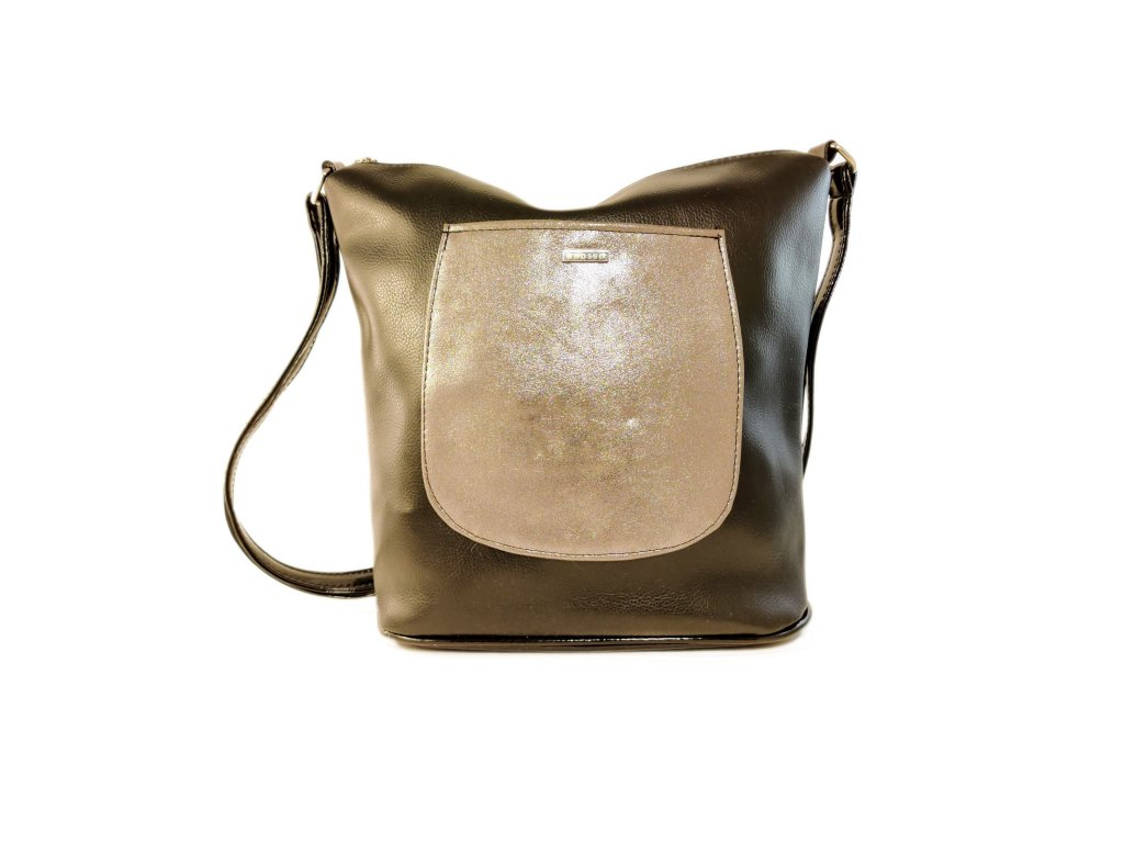 Dámská kabelka GROSSO CBL3 černá