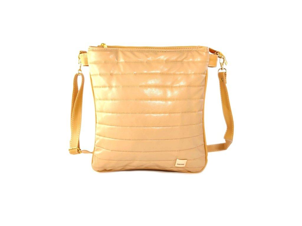 Dámská kabelka GROSSO CMB4 béžová