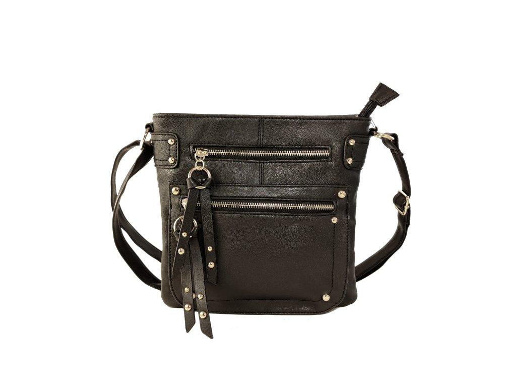 Dámská kabelka Handbags WKJ 366 černá