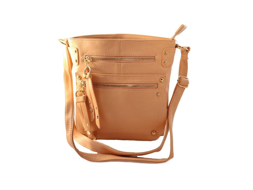 Dámská kabelka Handbags WKJ 366 růžová