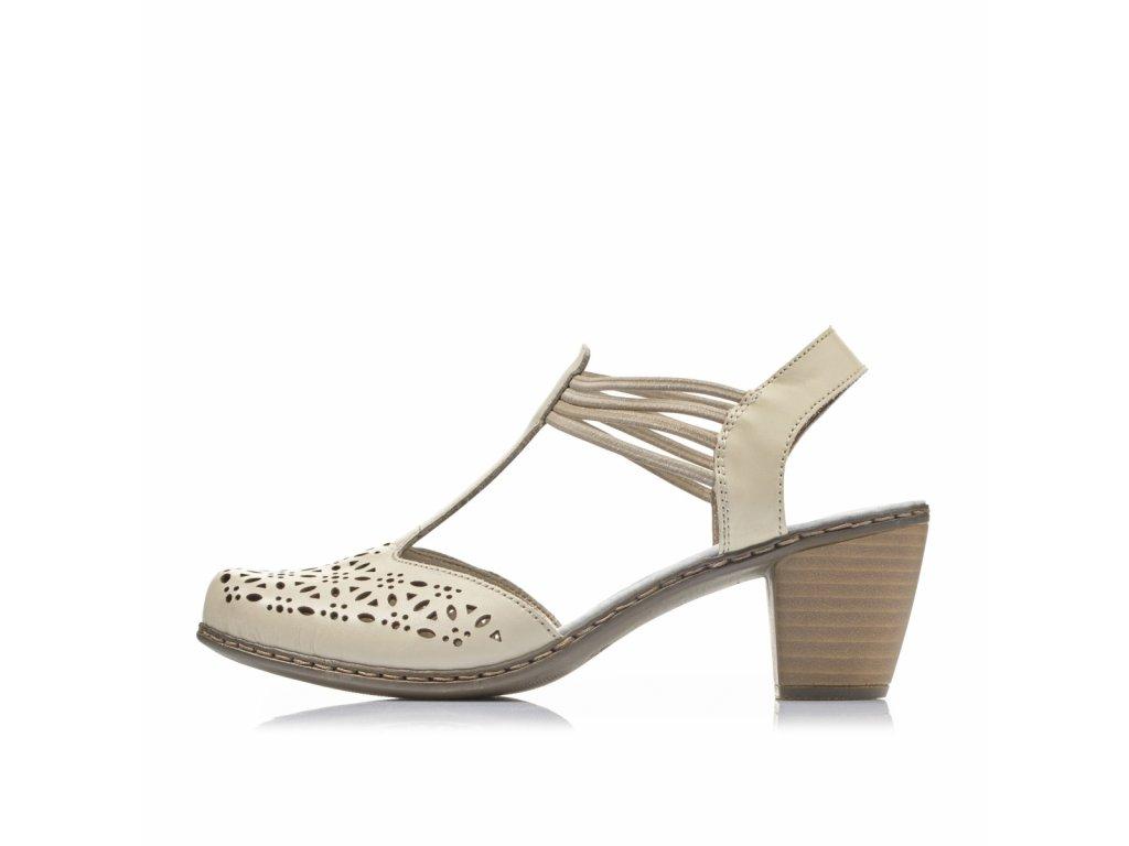 Dámská obuv Rieker 40969-80