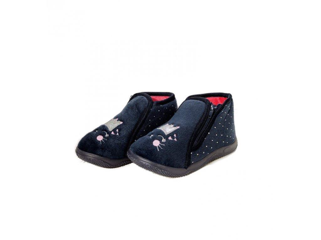 Dívčí obuv BBS B588633