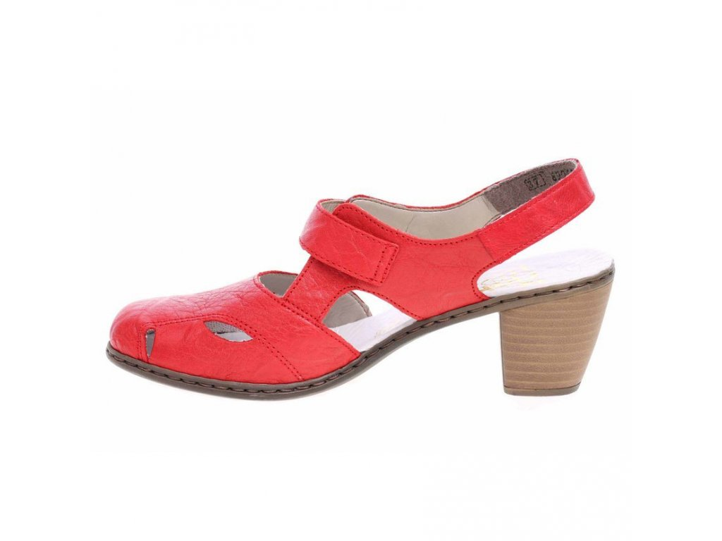 Dámská obuv Rieker 40974-33