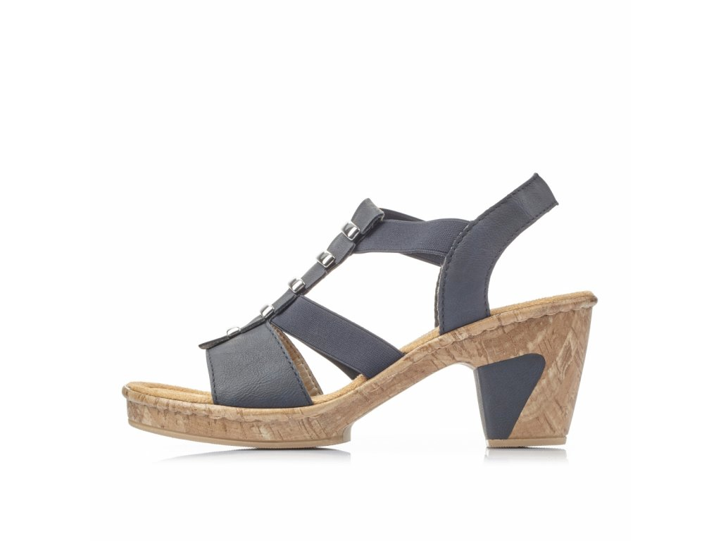 Dámská obuv Rieker 69792-14