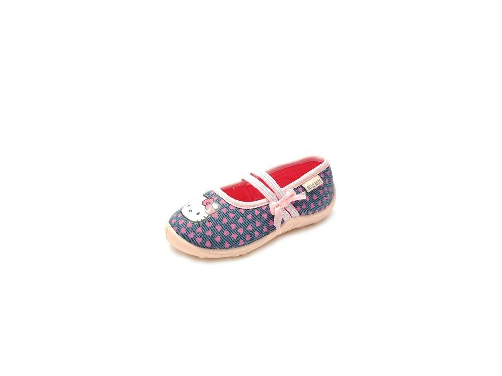 Dívčí obuv Hello Kytty HK005273