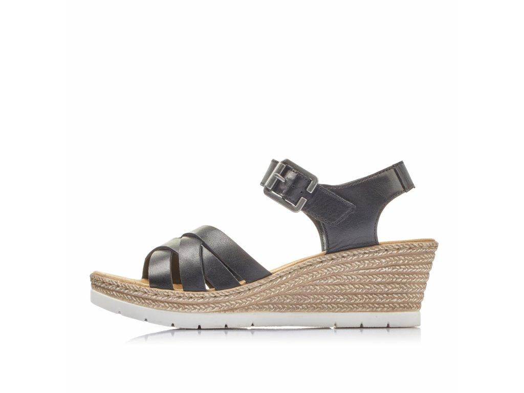 Dámská obuv Rieker 61963-00