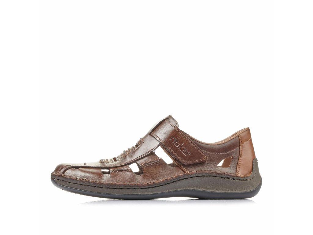 Pánská obuv Rieker 05283-25