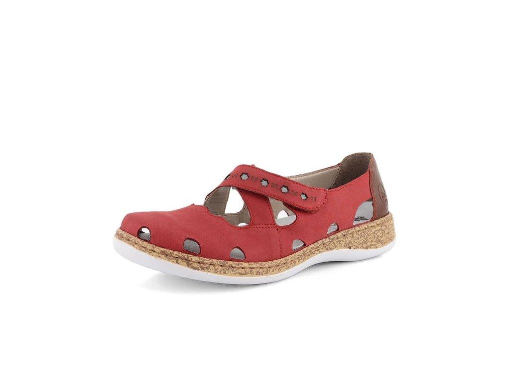 Dámská obuv Rieker 46356-33
