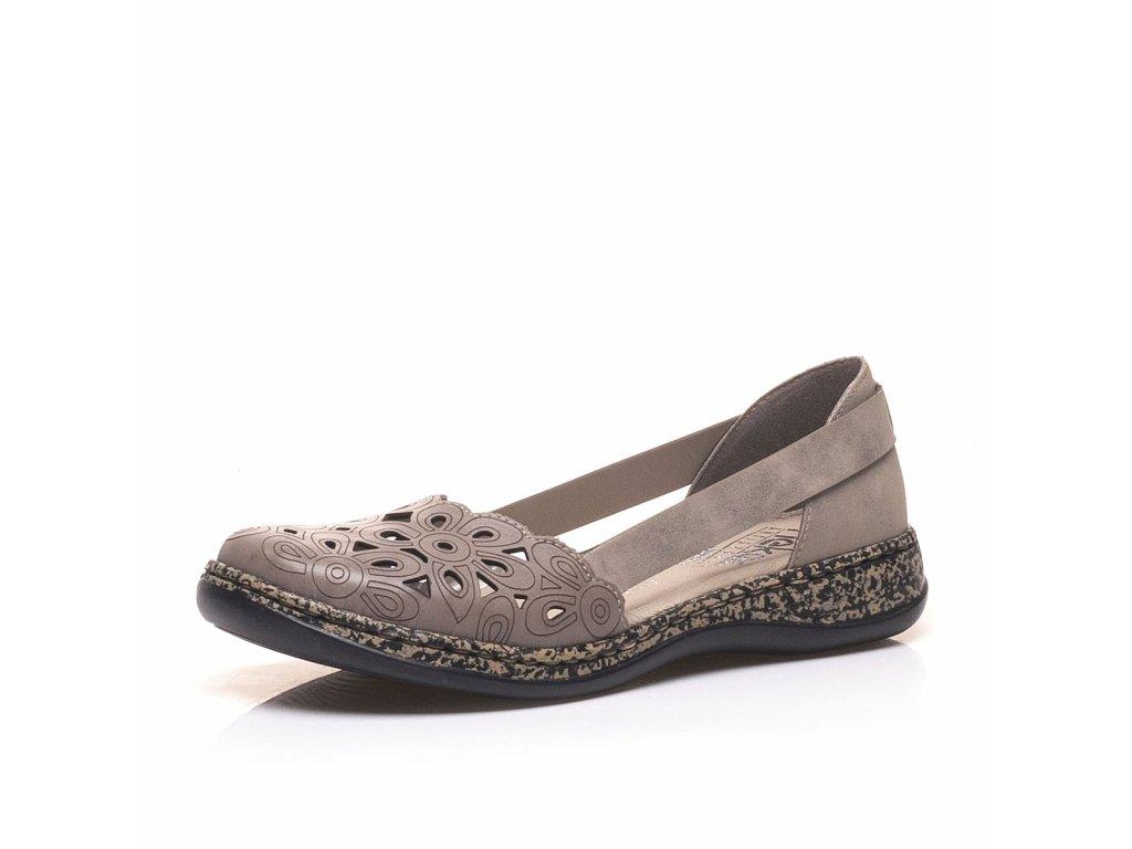 Dámská obuv Rieker 46395-64