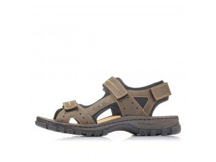Pánská obuv Rieker 25063-25