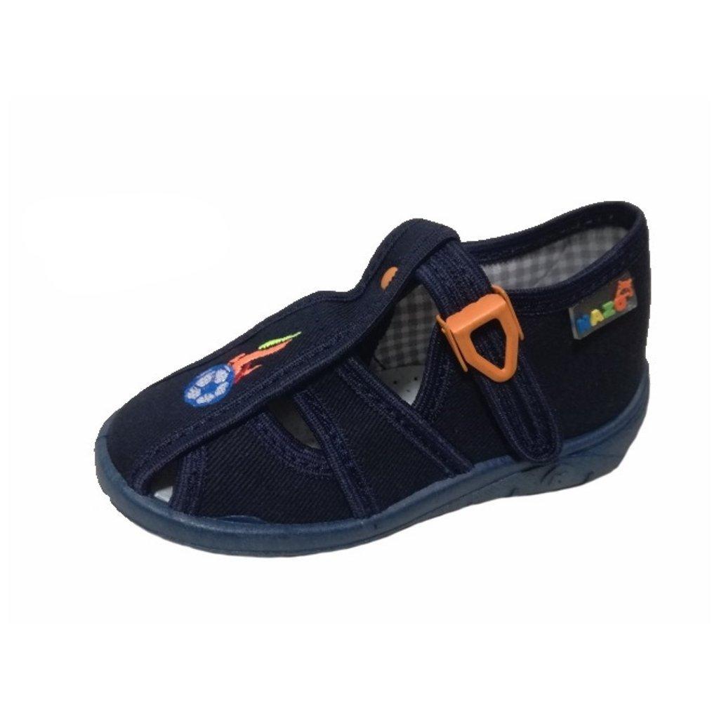 NAZO detská plátená obuv 024BB