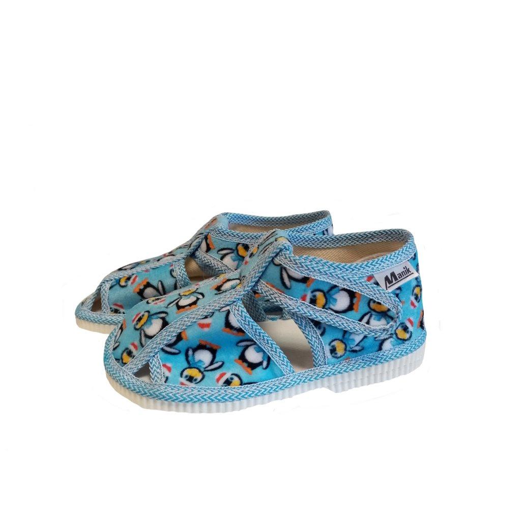 Manik detské papučky 920/1s