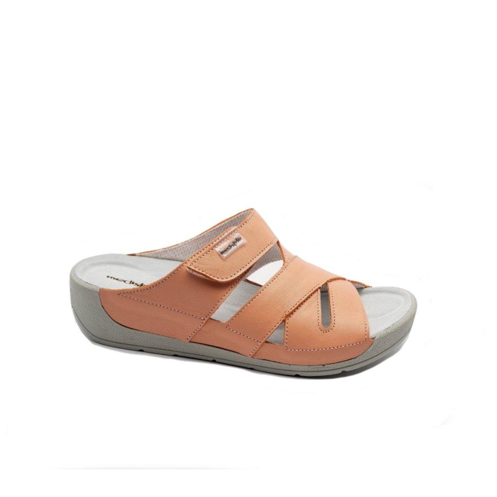 f3149f2f2751 Medistyle LUCY hallux béžová - obuv Hellé