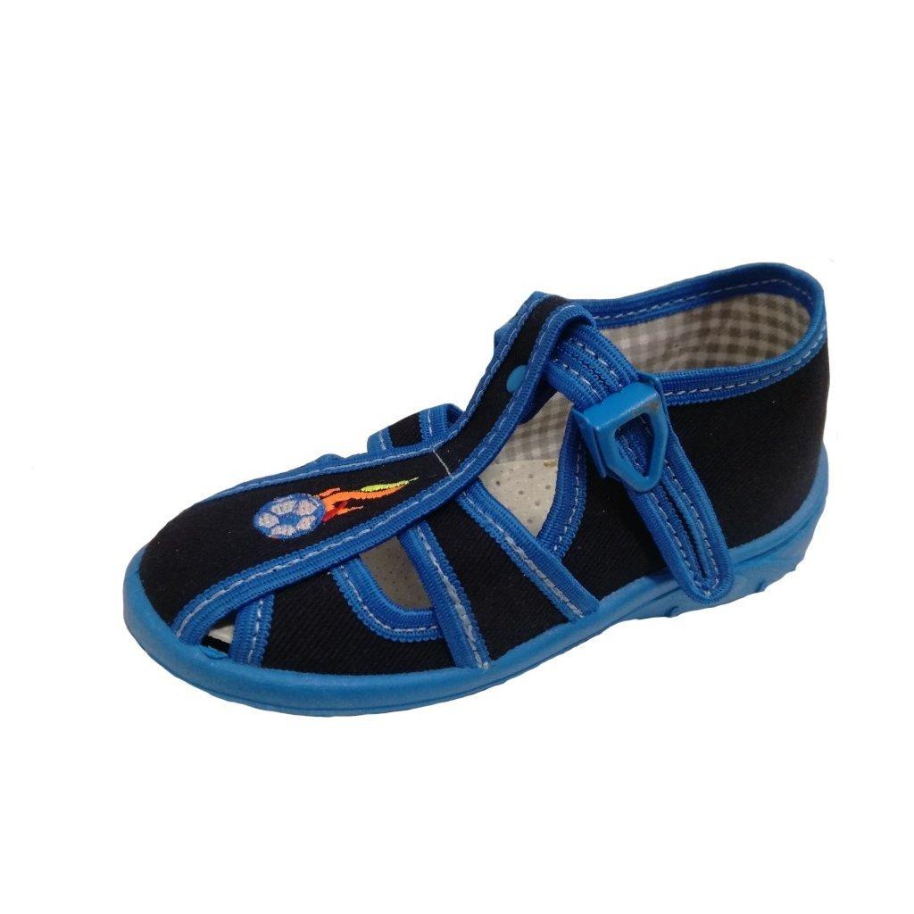 NAZO detská plátená obuv 024BD