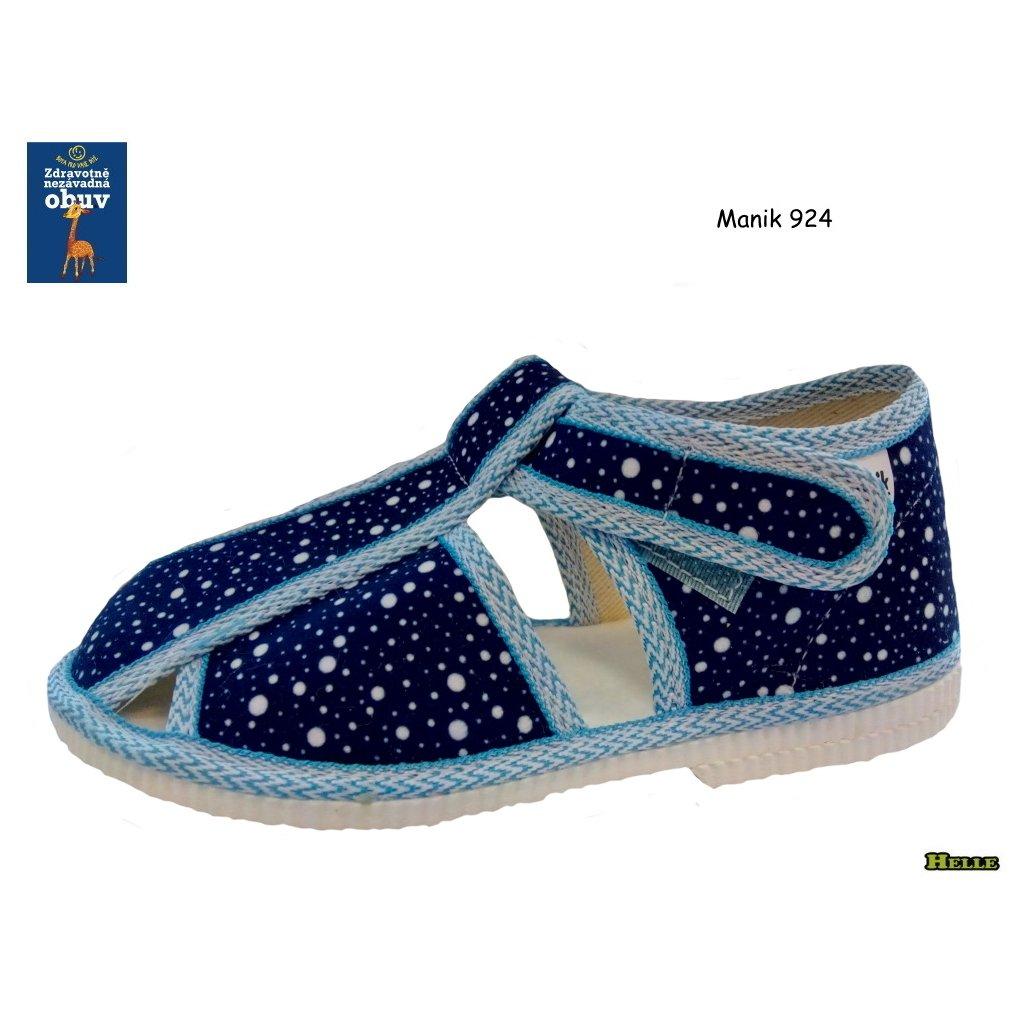 Kornecki det.obuv 03909