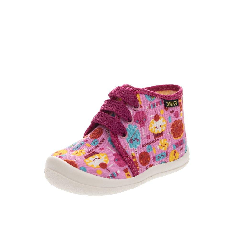 9084cd0aa6 FARE detská domáca obuv - obuv Hellé