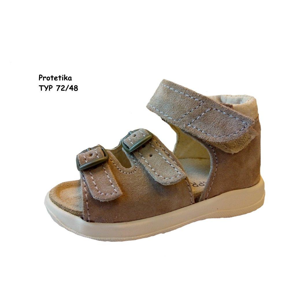 79cdcc3567 FARE det.vychádzková obuv 2129252 - obuv Hellé