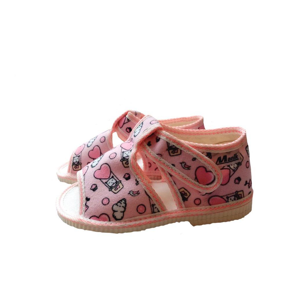 D.D.Step 021-AC64-78 detská letná obuv