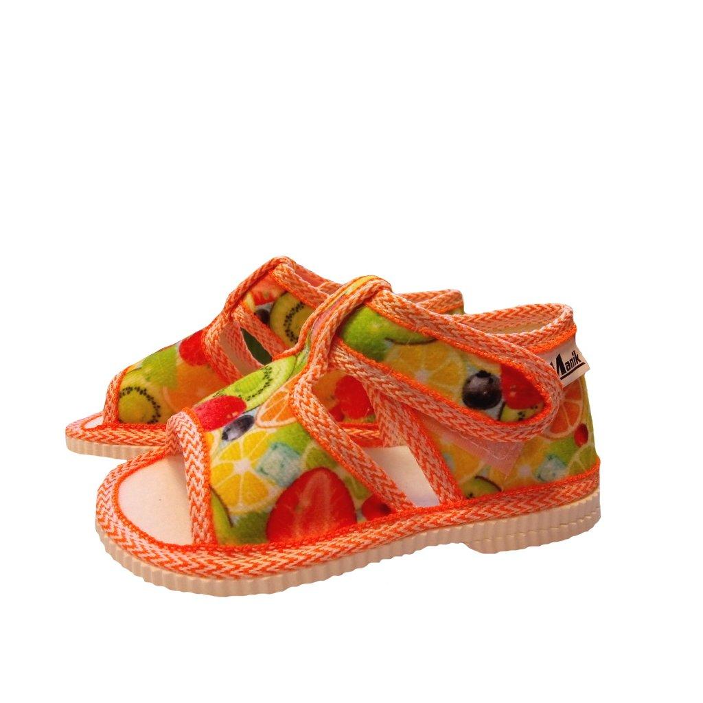 Manik detské papučky F311