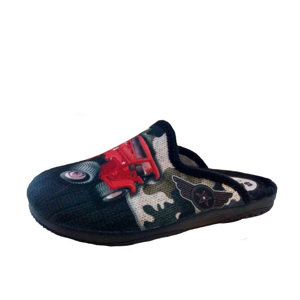 Santé AB 25702 JEAP detská domáca obuv