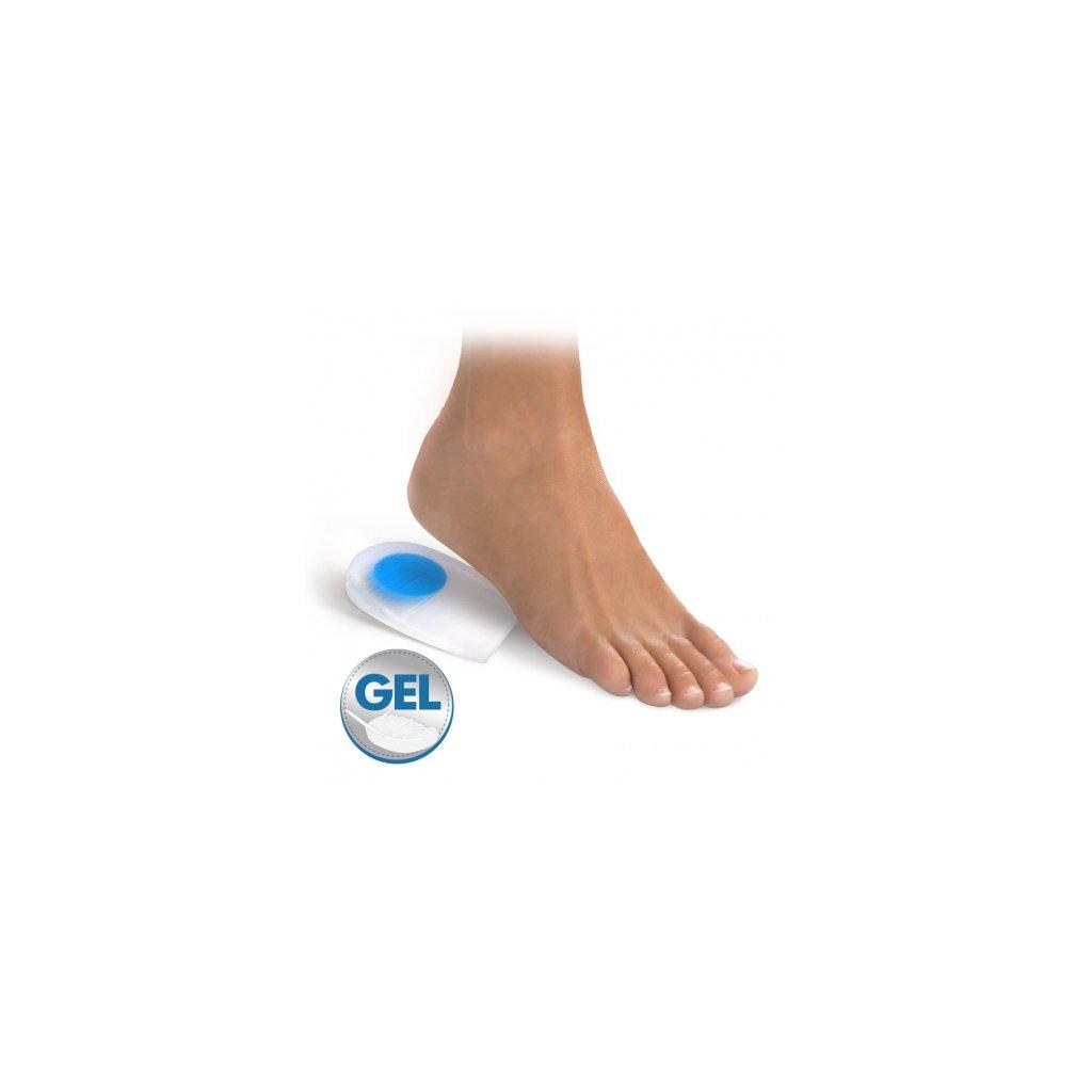 gelove podpatenky pro ostruhu