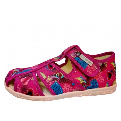 Fare 4114446 detská domáca obuv