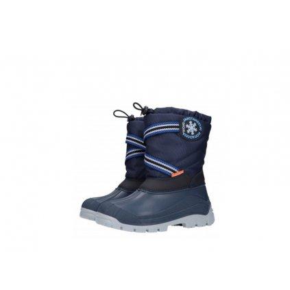 D.D.Step 121-W063-580A detská zimná obuv