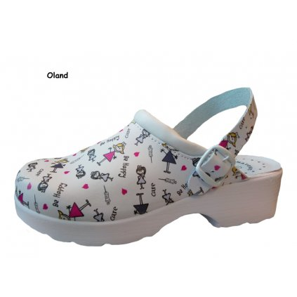 ALPINA dámska obuv 7L412