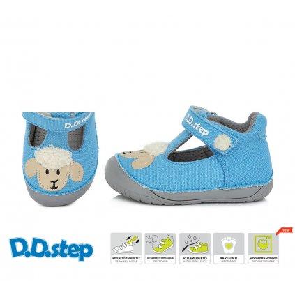 D.D.Step 021-015-620 detská obuv grey