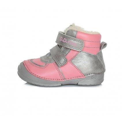 D.D.Step 021A-S071-516 detská obuv bermuda blue