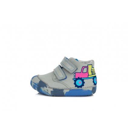 D.D.Step 021-W078-248B detská zimná obuv