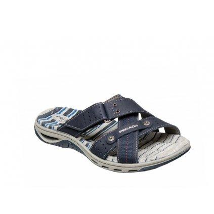 Santé LX 560R pánske papuče