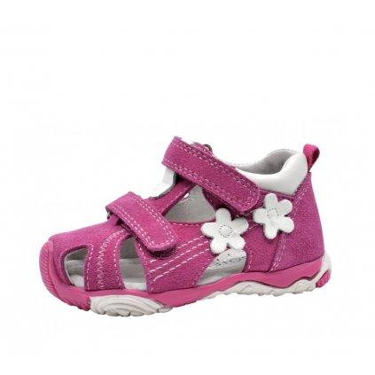 D.D.Step-021A-S071-516 detská obuv yellow