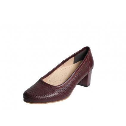 Santé MJ 4501 šedá zimná obuv