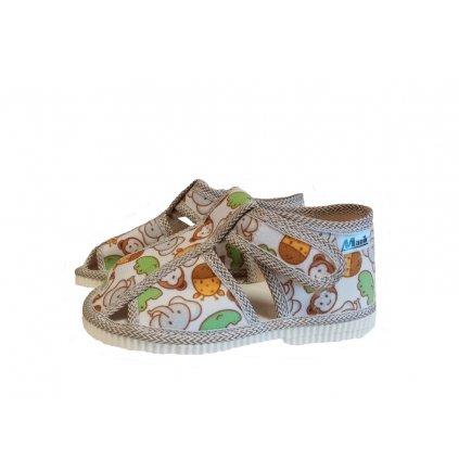 Manik detské papučky 091/3S