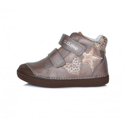 GIFT dámska obuv vz.P447 čierna
