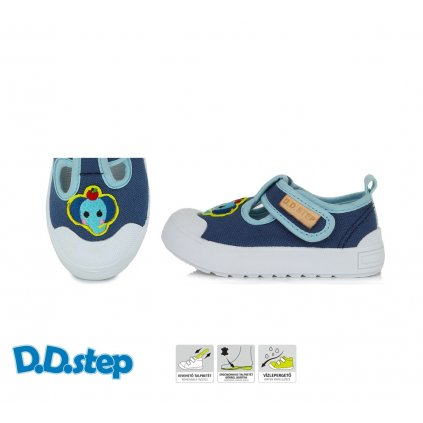 D.D.Step 021A-S066-938B detská obuv