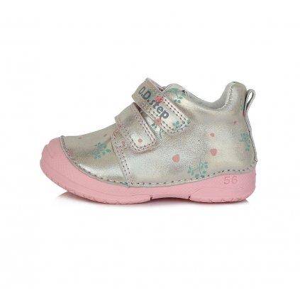 Slovobuv Ex5004 zimná obuv fuxia