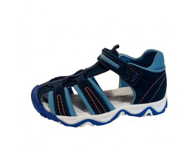 Kornecki det.obuv balerinka 6513