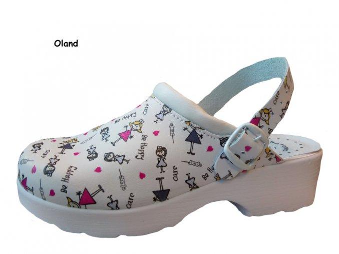 Newoland pracovná obuv postavičky