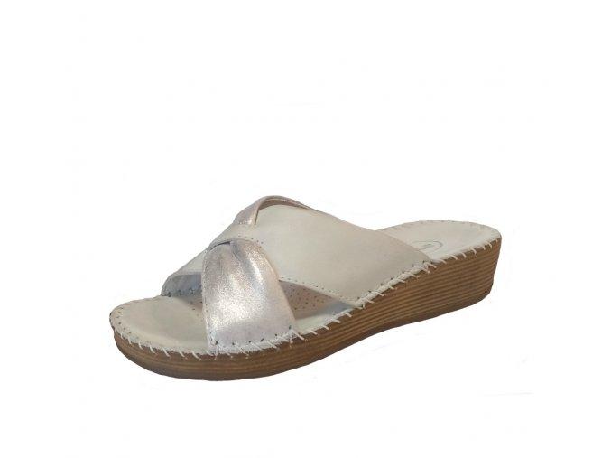 Gift 489 black dámska obuv