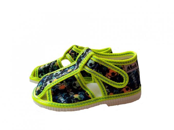 Manik detské papučky 918/2s