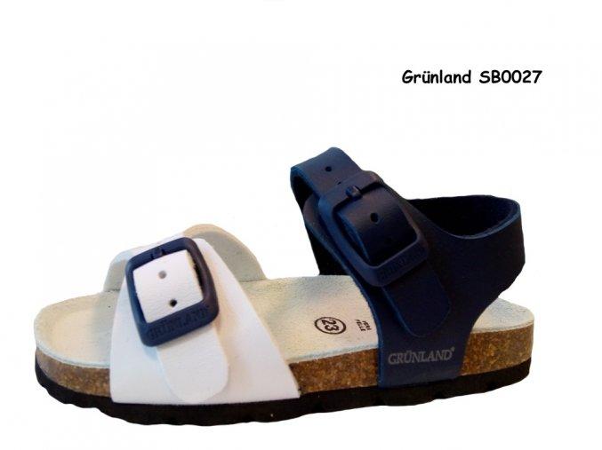 Grunland KIDS SB0027 blue