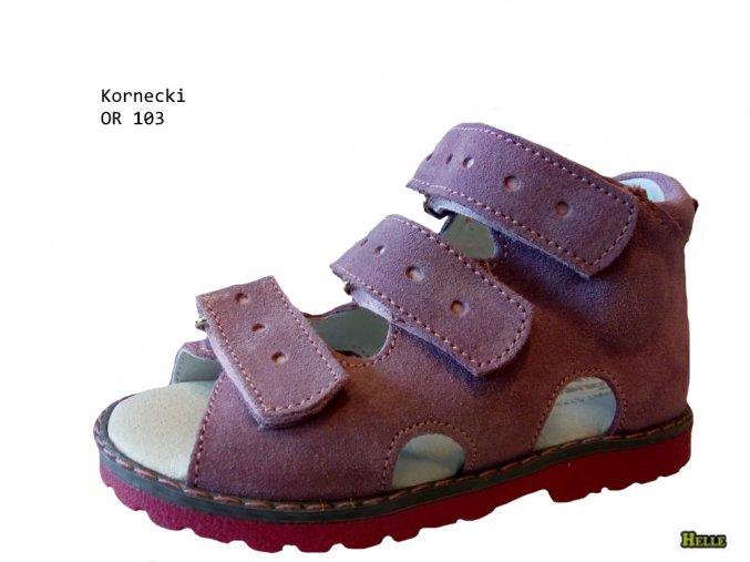 Kornecki OR 103 profylaktická obuv